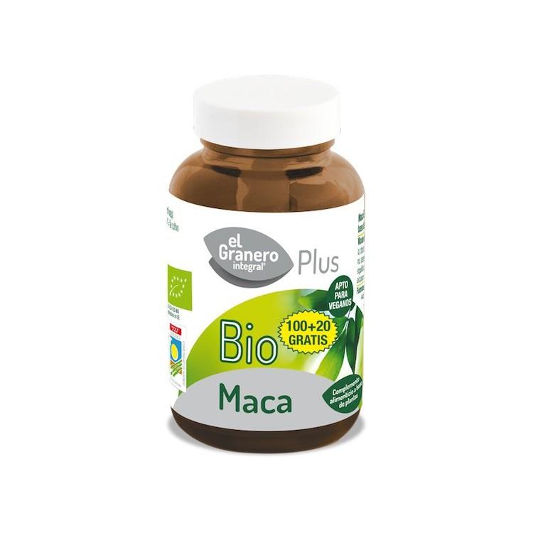 MACA 100+20 BIOGRAN