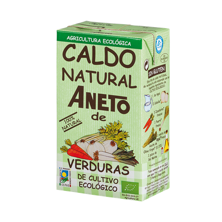 CALDO VERDURAS 1L
