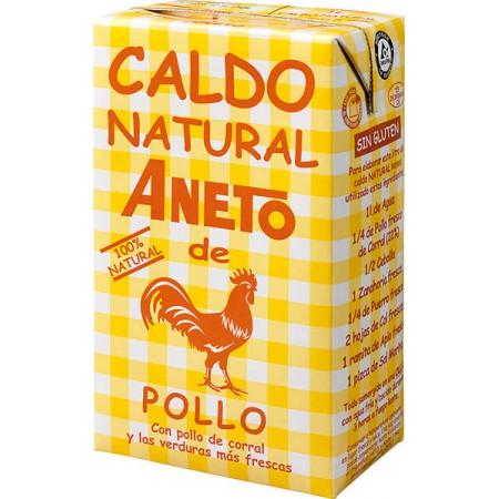 CALDO POLLO 500ML