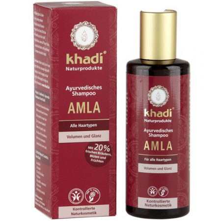 CHAMPU AMLA 210ML