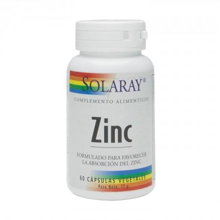 ZINC 60CAPS