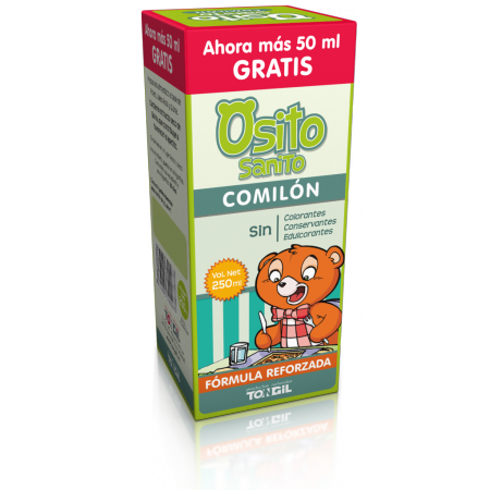 OSITO COMILON 250ML