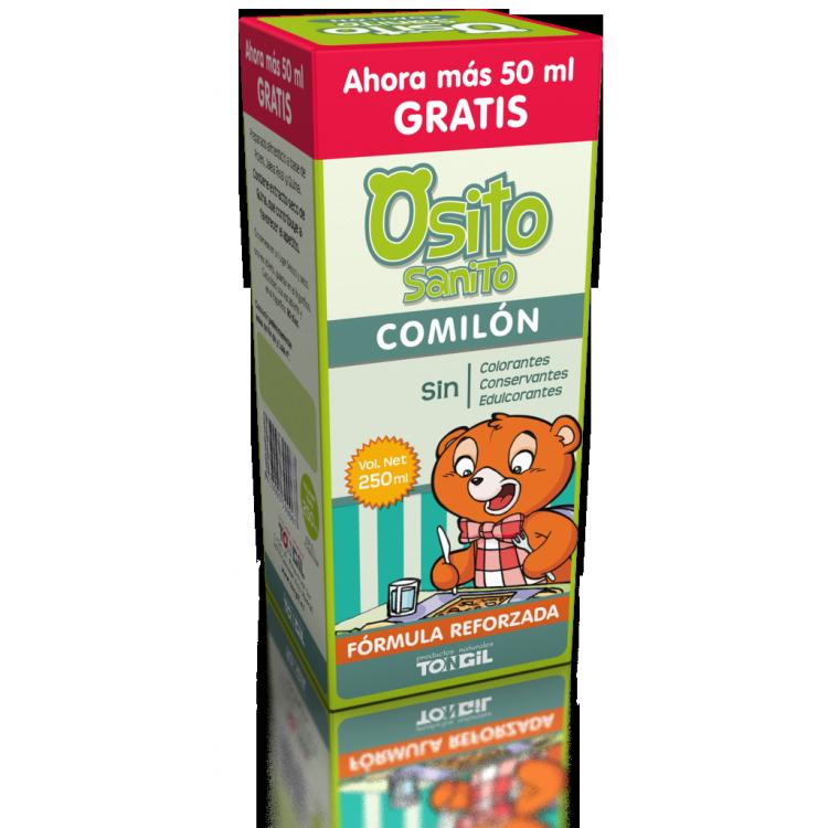 OSITO COMILON 250ML
