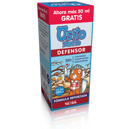 OSITO DEFENSOR 250ML