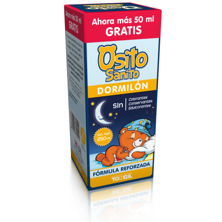 OSITO DORMILOM 250ML