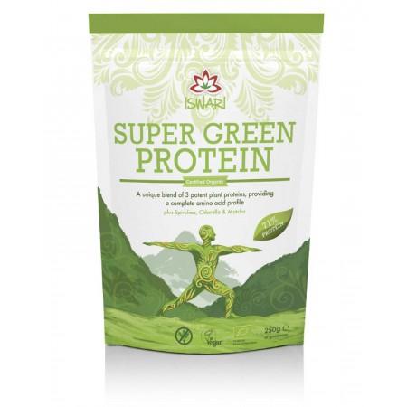 SUPER GREEN PROTEIN 250G