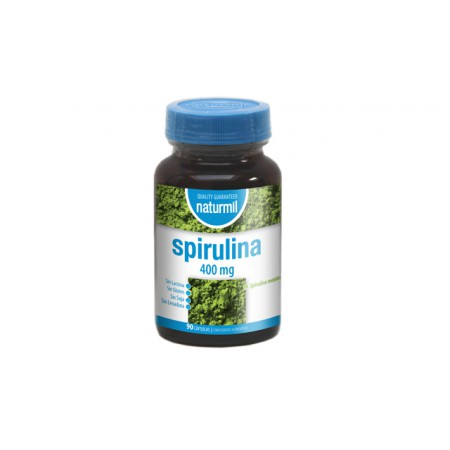 SPIRULINA 400MG CAPS