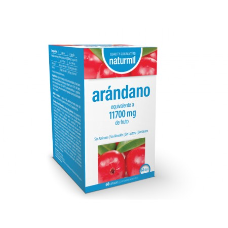 ARANDANO EQUIVALENTE 11700MG CAPS