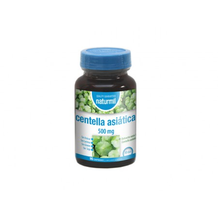CENTELLA ASIATICA 500MG COMP
