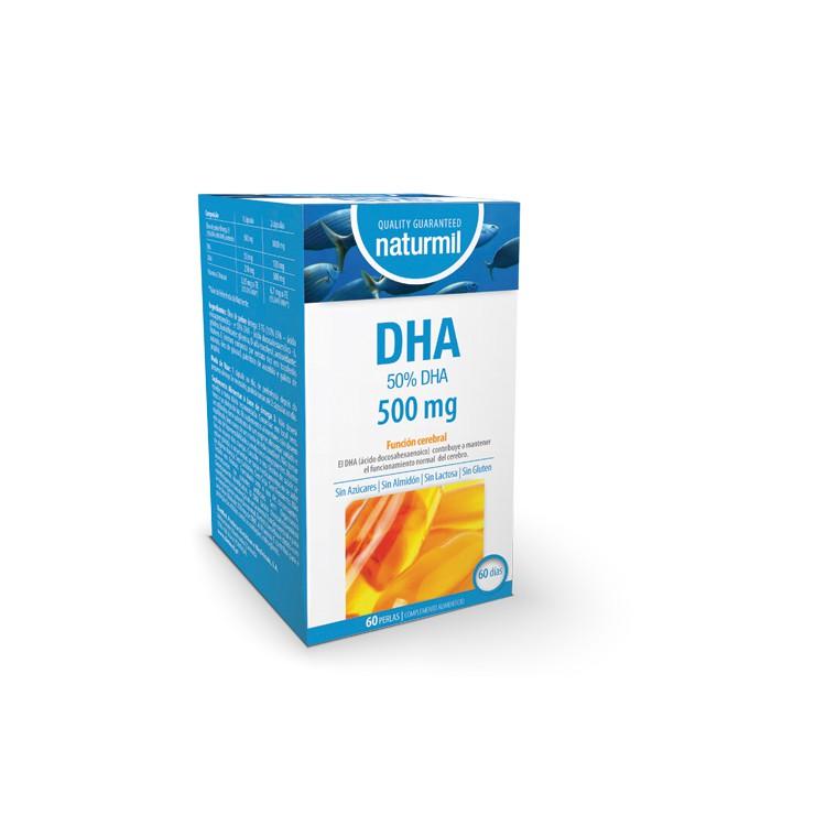 DHA 500MG PERLAS