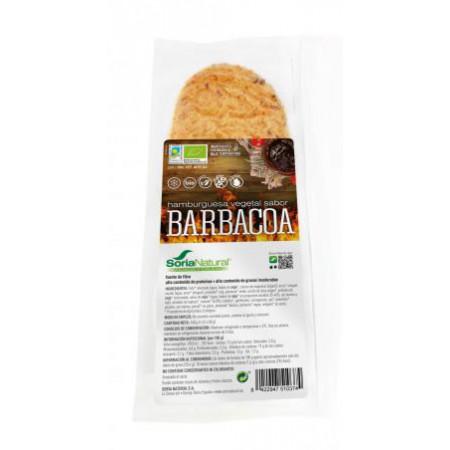 HAMBURGUESA BARBACOA 2UDS