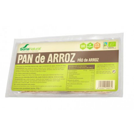 PAN FRESCO ARROZ 250G