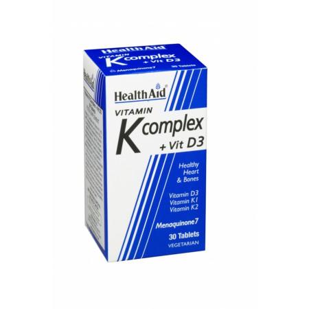 VITAMINA K COMPLEX VIT D3
