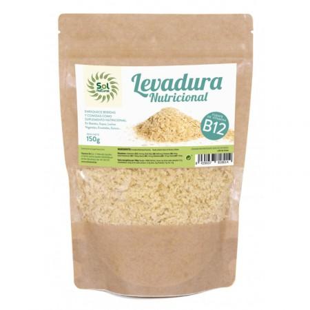 LEVADURA NUTRICIONAL 150G SOL NATURAL