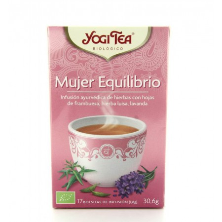 EQUILIBRIO MUJER