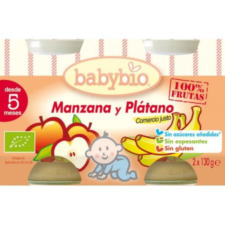 POTITOS MANZANA PLATANO 2UDS
