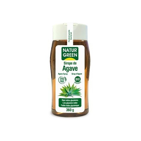 SIROPE AGAVE 250ML