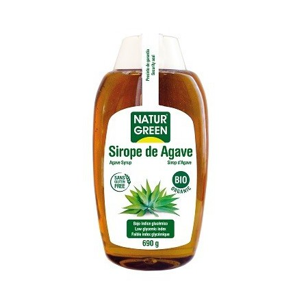 SIROPE AGAVE 500ML