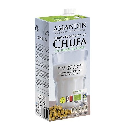 BEBIDA CHUFA AGAVE 1L